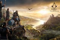 GB eye Assassins Creed Valhalla Poster Pack Vista 61 x 91 cm (5)