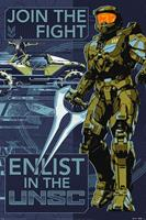 Pyramid International Halo Infinite Poster Pack Join the Fight 61 x 91 cm (5)