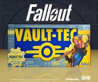 Doctor Collector Fallout Metal Sign Vaul-Tec