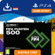 electronicarts 500 FIFA 21 Points - ps4