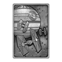FaNaTtik Star Wars Iconic Scene Collection Limited Edition Ingot Death Star