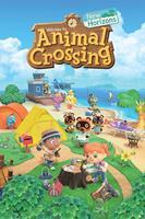 Pyramid International Animal Crossing Poster Pack New Horizons 61 x 91 cm (5)