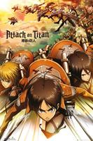 GB eye Attack on Titan Poster Pack Attack 61 x 91 cm (5)