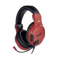 BigBen Stereo gaming headset V3 rood