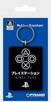 Pyramid International Sony PlayStation Rubber Keychains Since 1994 6 cm Case (10)