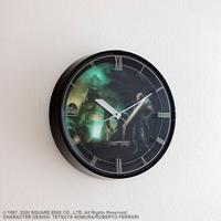 Square-Enix Final Fantasy VII Remake Wall Clock with Sound Cloud Model