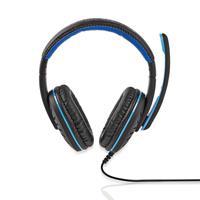 nedis Gamingheadset | Over-ear | Microfoon | 3