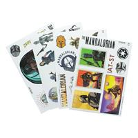 Paladone Products Star Wars The Mandalorian Gadget Decals The Mandalorian