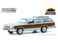 Greenlight Collectibles Charlie´s Angels Diecast Model 1/64 1979 Ford LTD Country Squire