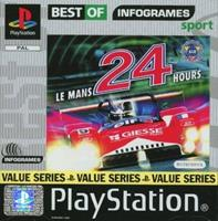 Infogrames Le Mans 24 Hours (best of )