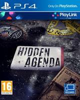 Sony Interactive Entertainment Hidden Agenda