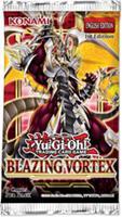 Konami Yu-Gi-Oh! TCG Blazing Vortex Booster Pack