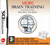 Nintendo Meer Brain Training