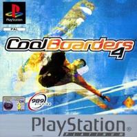 Sony Interactive Entertainment Cool Boarders 4 (platinum)