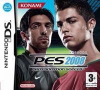Konami Pro Evolution Soccer 2008