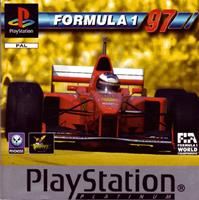 Sony Interactive Entertainment Formula One '97 (platinum)