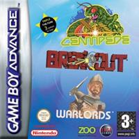 DSI Games Centipede / Breakout / Warlords