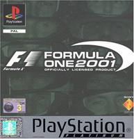 Sony Interactive Entertainment Formula One 2001 (platinum)