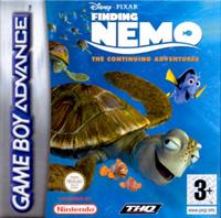 THQ Finding Nemo the Continuing Adventures