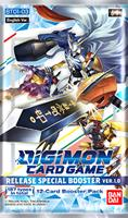 Bandai Digimon TCG Release Special Booster Ver. 1.0