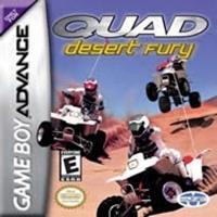 Majesco Quad Desert Fury