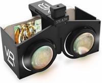 Stealth VR Pocket Virtual Reality Bril (Zwart)