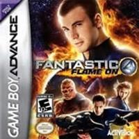 Activision Fantastic Four Flame On