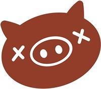 J!NX Overwatch - Roadhog Vinyl Sticker