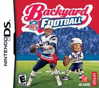 Atari Backyard NFL Football