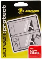 Snakebyte New 3DS Screen Protect