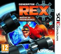 Activision Generator Rex Agent of Providence