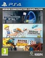 Deep Silver Bridge Constructor Compilation