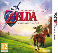 Nintendo The Legend of Zelda Ocarina of Time 3D