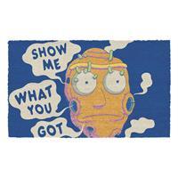 SD Toys Rick & Morty Doormat Show Me What You Got 40 x 60 cm