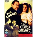 The Corpse Vanishes DVD