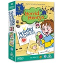 Horrid Henry's Holiday Madness Double Pack DVD
