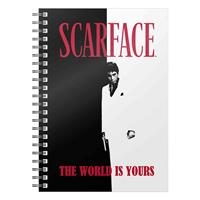 SD Toys Scarface Notebook The World Is Yours