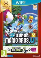 Nintendo New Super Mario Bros. U + New Super Luigi U ( Selects) (verpakking Frans, game Engels)