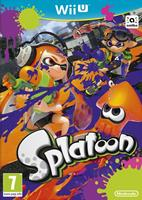 Nintendo Splatoon (verpakking Duits, game Engels)