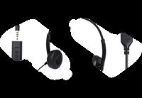 sandberg 2-in-1 Office Headset (Jack+U)