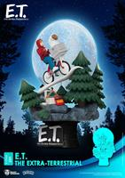 Beast Kingdom Toys E.T. the Extra-Terrestrial D-Stage PVC Diorama Iconic Scene Movie Scene 15 cm
