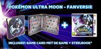 Nintendo Pokemon Ultra Moon Steelbook Edition