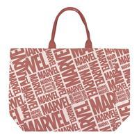 Cerdá Marvel Handbag Logo AOP