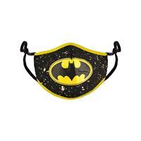 Difuzed Batman Face Mask Bat Logo