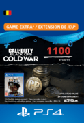 activision 1100 Call of Duty: Black Ops Cold War Points - ps4