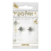 Carat Shop, The Harry Potter Charm Stoppers 2-Pack Deathly Hallows (silver plated)