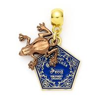 Carat Shop, The Harry Potter Charm Chocolate frog (gold plated)