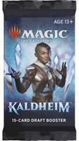 Wizards of the Coast Magic the Gathering TCG Kaldheim 15 Card Draft Booster Pack
