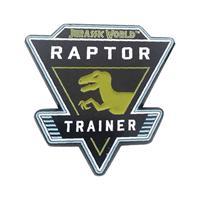FaNaTtik Jurassic World Pin Badge Raptor