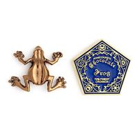 Carat Shop, The Harry Potter Pin Badges 2-Pack Chocolate Frog